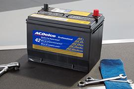Most ACDelco Gold 42-MO (ACDelco Professional) Batteries Installed