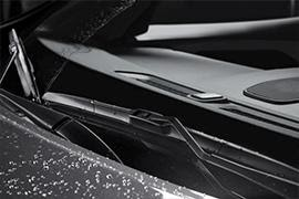 Most ACDelco Silver (ACDelco Advantage) Wiper Blades (per pair) Installed