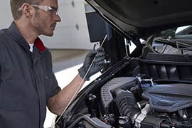 Cadillac Oil Change Offer