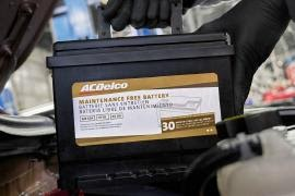 Most ACDelco Gold 30-MO (ACDelco Professional) Batteries Installed