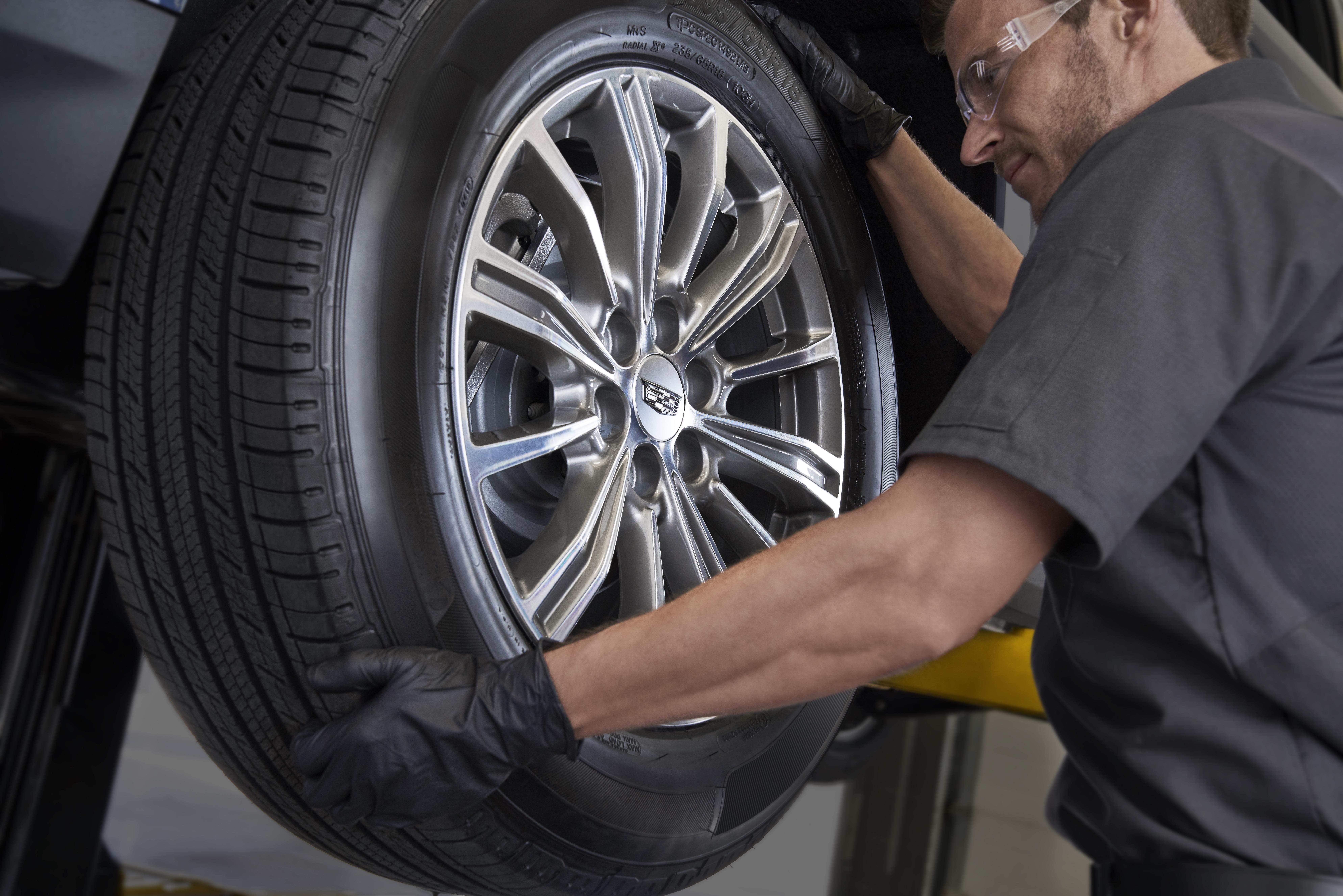$100 Tire Rebate